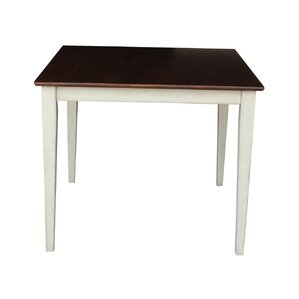 Frost Square Dining Table by Charlton Home