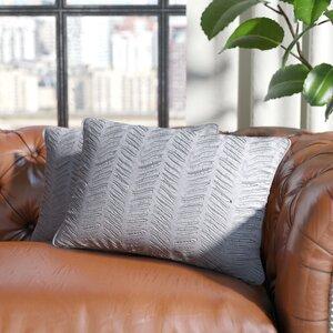 Blaurock 100% Cotton Lumbar Pillow