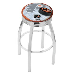 NHL 25 Swivel Bar Stool Best #1