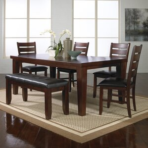 Stephentown 6 Piece Dining Set by Red Barrel Studio