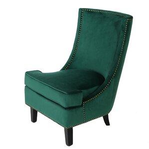 Olson Slipper Chair by Mercer41
