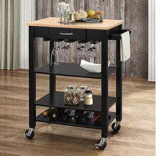 Furness Wheeled Kitchen Cart