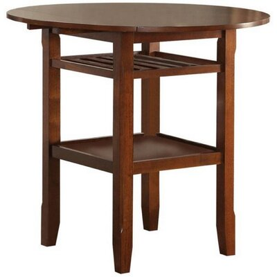 counter height storage kitchen dining tables you 39 ll love wayfair. Black Bedroom Furniture Sets. Home Design Ideas