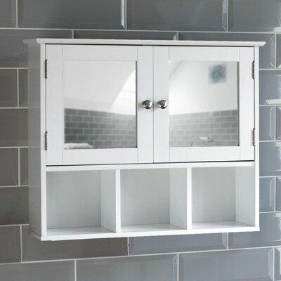 Mirrored Bathroom Cabinets Wayfair Co Uk