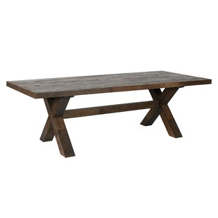 Melby Solid Wood Dining Table