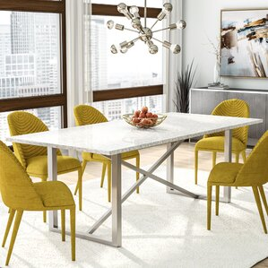 Cephei Dining Table by Orren Ellis