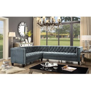 Broughtonville Sectional by Willa Arlo Interiors