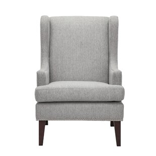 Attirant Grey Wingback Accent Chairs Youu0027ll Love | Wayfair