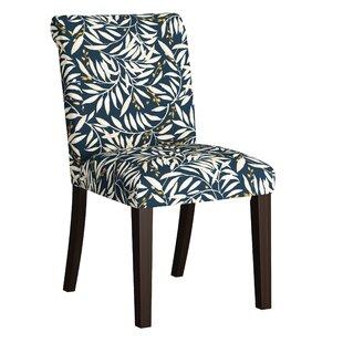 Tufted Roll Back Dining Chair Wayfair