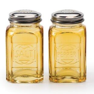 Charming Brown Salt U0026 Pepper Shakers U0026 Mills