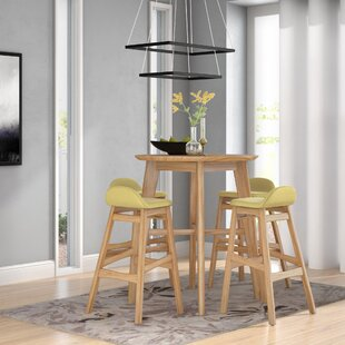 Adriana 5 Piece Dining Set Modern