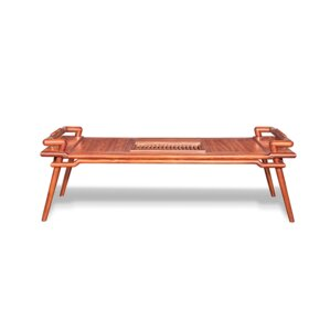 Agne Coffee Table with Tray by Bayou Breeze