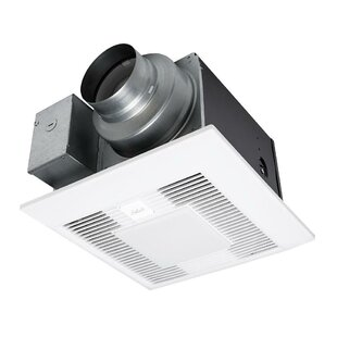 WhisperGreen Select™ Energy Star Bathroom Fan With Light
