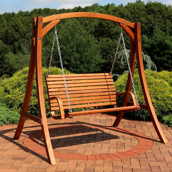 the furniture porch outdoors chairs compressed traditional swing b jack home n swings patio post depot wood