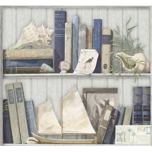 Nautical Living Coastal Library 30' x 26