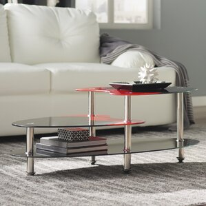 Bratcher Coffee Table by Orren Ellis