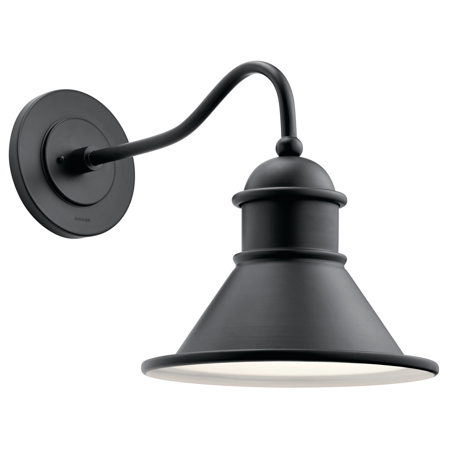 barn light retro bvwhite vintage gooseneck metal white mounted shade rakuten shop sconce industrial yescomusa black wall product