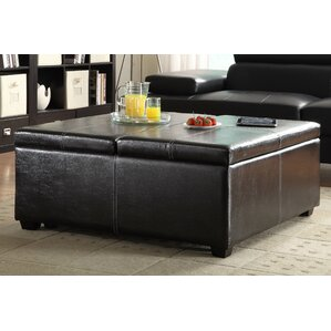 Marland Storage Coffee Table by Red Barrel S..