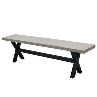 Cousar Light Weight Dining Bench