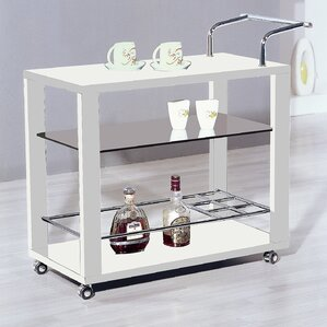 Bar Cart by At Home USA