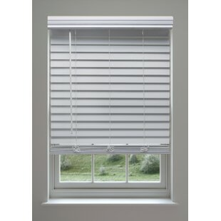 2 inch window blinds 48 inch custom cordless faux wood venetian blind inch vinyl blinds wayfair