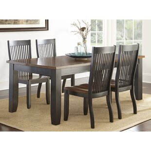 Chokio 5 Piece Extendable Dining Set