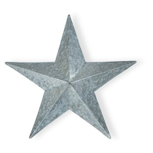 Metal Star Wall Décor Set Of 2