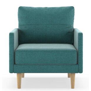 Couto Mod Velvet Armchair
