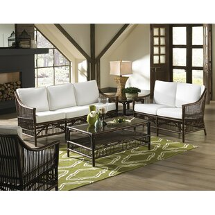 Bora Bora 5 Piece Living Room Set
