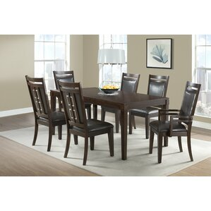 Iron City 7 Piece Dining Set by Red Barrel Studio