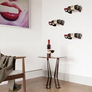 Iolanthe 2 Bottle Wall Mounted Wine Rack