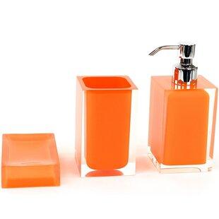 Peach Bathroom Accessories Wayfair
