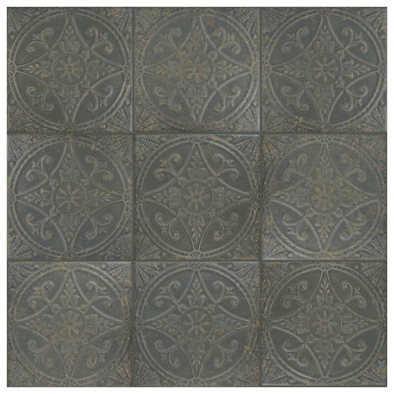 Castile 13 X Ceramic Field Tile