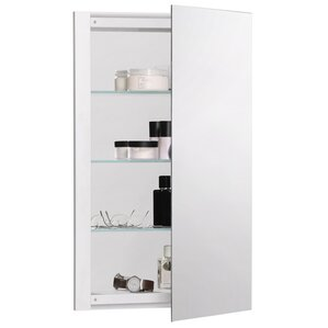 r3 series 16 x 26 recessed or surface mount medicine cabinet