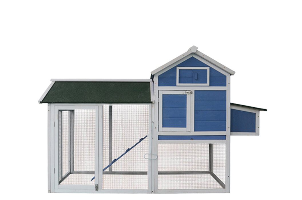Tucker Murphy Pet Barney Hen House Pet Cage Chicken Coop with ...
