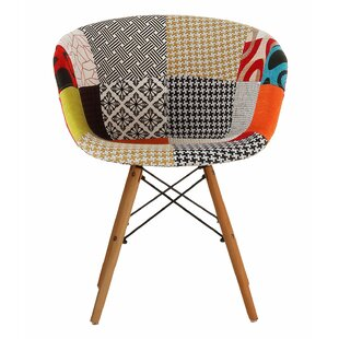 Dan Modern Upholstered Dining Chair