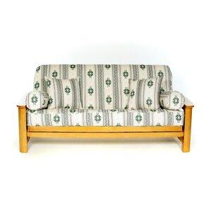 Alamo Box Cushion Futon Slipcover by Lifesty..