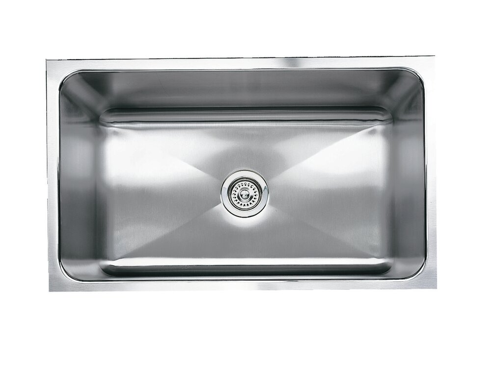 "Magnum 31.25"" x 18"" Undermount Kitchen Sink"