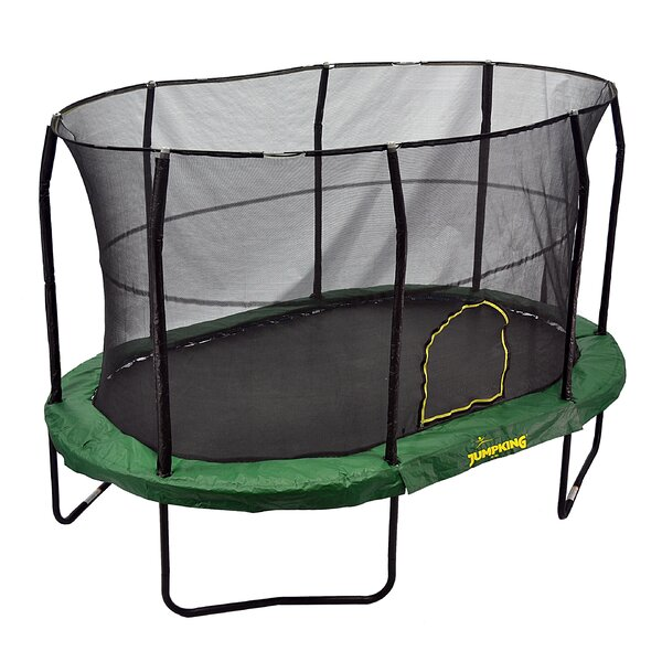 Jumpking Solid Pad 14' Oval Trampoline Anchor Kit