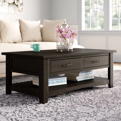 Solid Wood Coffee Tables You Ll Love In 2019 Wayfair