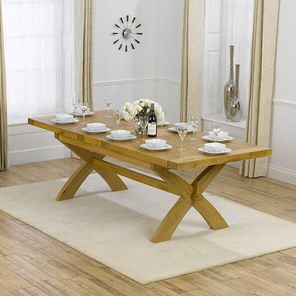natur pur essgruppe nina mit ausziehbarem tisch und 8 st hlen bewertungen. Black Bedroom Furniture Sets. Home Design Ideas
