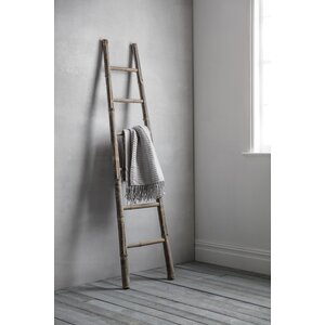Loraine 180cm Wood Straight Ladder
