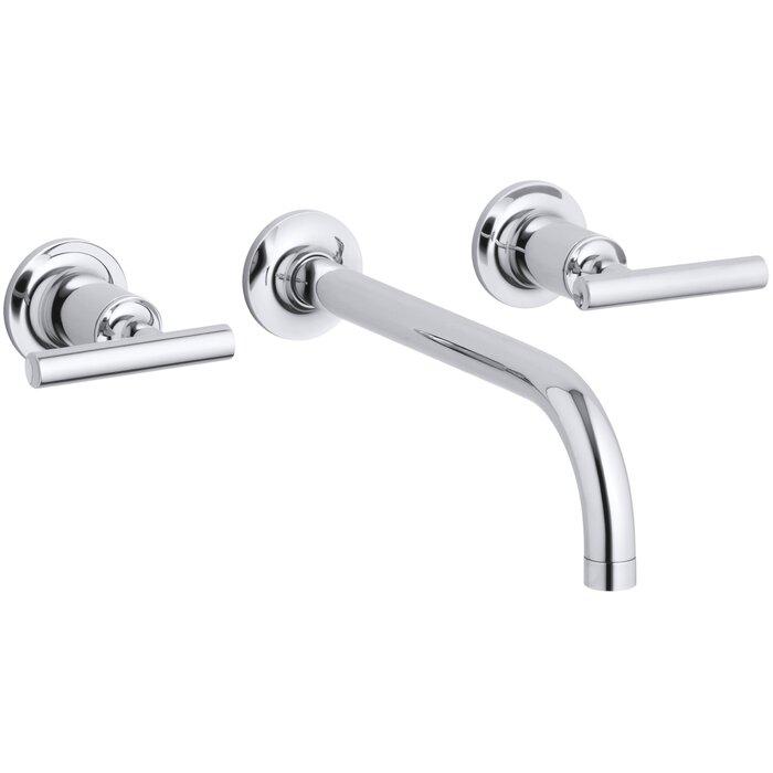 Kohler Purist Wall Mounted Bathroom Faucet Reviews Wayfairca