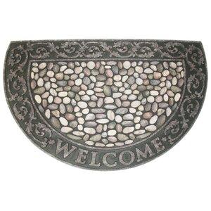 Beaumaris Welcome Pebbles Doormat