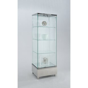 Charmant Tamas Glass Curio Cabinet