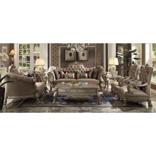 Velvet Living Room Sets You\'ll Love | Wayfair