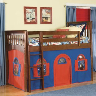 Slide Bunk Loft Beds You Ll Love Wayfair