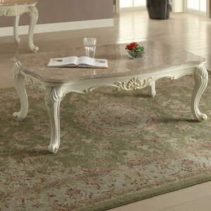 Astoria Grand Wensley Rectangle Coffee Table