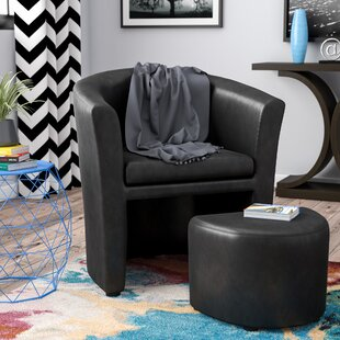 Save & Chair u0026 Ottoman Sets Youu0027ll Love | Wayfair