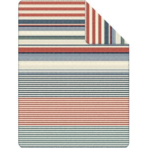 Americano Stripe Throw